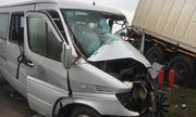 Xác định nguyên nhân vụ container va chạm xe khách tại Quảng Ngãi khiến 13 người thương vong