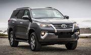 Toyota Fortuner bất ngờ giảm giá kịch sàn cuối tháng 11