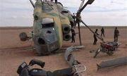 Tin tức quân sự mới nóng nhất ngày 26/11: Trực thăng quân đội Syria gặp nạn khi thực chiến