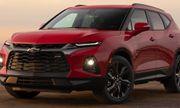 Chiêm ngưỡng vẻ đẹp tuyệt mỹ của siêu phẩm SUV Chevrolet Trailblazer 2021