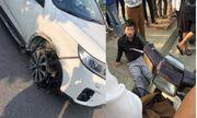Tin tức tai nạn giao thông mới nhất hôm nay 28/11/2019: Truy đuổi tài xế gây tai nạn xong bỏ chạy