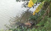 Bất ngờ nguyên nhân người đàn ông tử vong dưới sông ở Nam Định