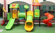 Chơi cầu vượt tại trường mầm non, bé trai 3 tuổi tử vong thương tâm