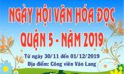 """UBND quận 5 (TP.HCM) tổ chức """"Ngày hội văn hóa đọc"""" phục vụ người dân"""