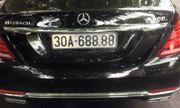 Nữ doanh nhân bí ẩn sở hữu siêu xe Maybach S600 biển 30A68888 đứng sau ông chủ nước Sông Đà