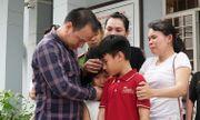 Bị cáo bật khóc khi dặn các con trước lúc nhận mức án