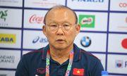 HLV Park Hang Seo phát biểu bất ngờ về sai lầm của Bùi Tiến Dũng trong trận đấu với U22 Indonesia