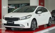 Những mẫu xe Kia đồng loạt giảm giá