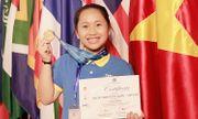 Điều ít biết về nữ sinh Việt Nam duy nhất giành huy chương vàng Khoa học quốc tế