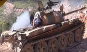 Chiến sự Syria: Giao tranh ác liệt với các tay súng khủng bố gây thương vong lớn
