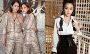 Nam Anh - Nam Em diện đồ đôi, Phương Khánh khoe eo con kiến với bộ suit đầy cá tính