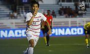 Báo Campuchia hân hoan trước chiến thắng lịch sử của đội nhà