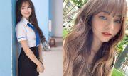 Hot girl ĐH Công Nghiệp Thực Phẩm TP.HCM kiếm 50 triệu đồng/tháng nhờ bức ảnh mặc đồng phục