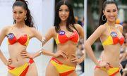 Top 45 Hoa hậu Hoàn vũ Việt Nam khoe vóc dáng quyến rũ trong phần thi Người đẹp biển