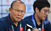 HLV Park Hang-seo: Quang Hải đang nỗ lực bình phục chấn thương, có thể ra sân nếu U22 Việt Nam vào chung kết