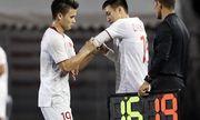 Quang Hải gặp chấn thương trước trận gặp U22 Thái Lan: Phương án nào để U22 Việt Nam chiến thắng?
