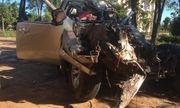 Tai nạn thảm khốc ở Gia Lai, 3 người tử vong, 3 người trọng thương