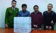 """Hành trình truy bắt ông trùm, phá chuyên án ma túy """"khủng"""" từ Lào về Việt Nam"""