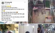 Triệu tập cô gái 9x tung tin đồn người ăn xin mặt đen xuất hiện tại Cà Mau để