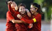 ĐT bóng đá nữ Việt Nam nhận tin vui bất ngờ trước trận chung kết SEA Games 30