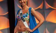 VIdeo: Màn trình diễn bikini nóng bỏng của Hoàng Thùy ở bán kết Miss Universe 2019