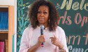 Bà Michelle Obama gặp nữ sinh Việt: Tôi đến đây để lắng nghe các em