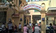 Bệnh viện Xanh Pôn họp báo thông tin vụ cắt đôi que thử HIV, viêm gan B