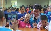 Những nụ cười ở Bệnh viện K Tân Triều