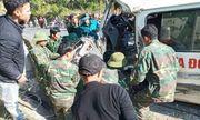 Tin tai nạn giao thông mới nhất ngày 12/12/2019: Xe ôtô tông vách núi, 7 người thương vong