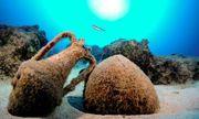 Phát hiện xác tàu đắm thời La Mã chở 6.000 vò rượu cổ được bảo toàn gần như nguyên vẹn