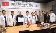 Thẩm mỹ Hồng Ngọc kí kết thỏa thuận hợp tác với BIO Plastic Surgery - bệnh viện thẩm mỹ hàng đầu Hàn Quốc