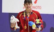 Xuất sắc giành 6 HCV tại SEA Games 30, Ánh Viên được thưởng bao nhiêu?