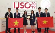 Việt Nam giành 3 huy chương vàng Olympic khoa học trẻ quốc tế