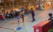 Vụ người phụ nữ bị đánh tại trung tâm thương mại ở Hà Nội: Không có thương tích vẫn xử lý hành chính