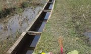 Nghệ An: Xác minh danh tính thi thể người đàn ông tử vong dưới mương nước