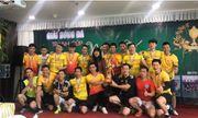 Giải bóng đá tranh Cúp mùa Xuân 2019