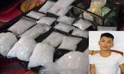 Bắt nam thanh niên 19 tuổi vận chuyển ma túy từ TP.HCM về bán tại Bình Định