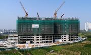 Anland Lakeview: Tốc độ xây dựng nhanh chóng bởi đơn vị thi công chuyên nghiệp
