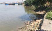 TP.HCM: Phát hiện thi thể nam giới có hình xăm lạ trôi trên sông Sài Gòn