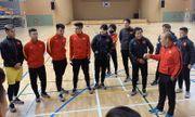 Ông Park giấu bài, U23 Việt Nam hòa với đội sinh viên Hàn Quốc