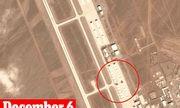 Xuất hiện hàng loạt vật thể lạ nghi máy bay chiến đấu tại căn cứ tuyệt mật của Mỹ