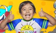 Sốc: Cậu bé 8 tuổi kiếm 26 triệu USD từ youtube trong một năm