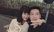 Bạn gái tiền vệ Huy Hùng
