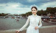 Hoa hậu Áo dài 2019 Tuyết Nga: