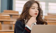 Cận cảnh vẻ đẹp ngọt ngào của nữ sinh đại học Kinh tế Quốc dân khiến dân mạng ngẩn ngơ