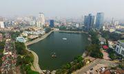 Đề xuất lấp một phần hồ Thành Công xây chung cư