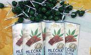 Bộ Công an chính thức xác nhận có tình trạng kẹo mút, bánh quy chứa cần sa ở Hà Nội