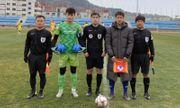 Thủ môn Bùi Tiến Dũng làm đội trưởng, U23 Việt Nam thắng đội hạng 3 Hàn Quốc