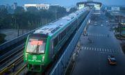 13 đoàn tàu Cát Linh - Hà Đông được cấp chứng nhận đăng kiểm tạm thời để chạy thử