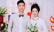 Phan Văn Đức đăng ảnh cảm ơn sau lễ đính hôn, đồng đội chúc mừng tới tấp